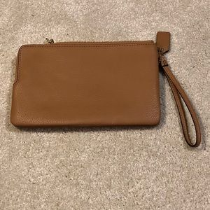 Coach Bags - Authentic Coach Double Zip Wallet Wristlet